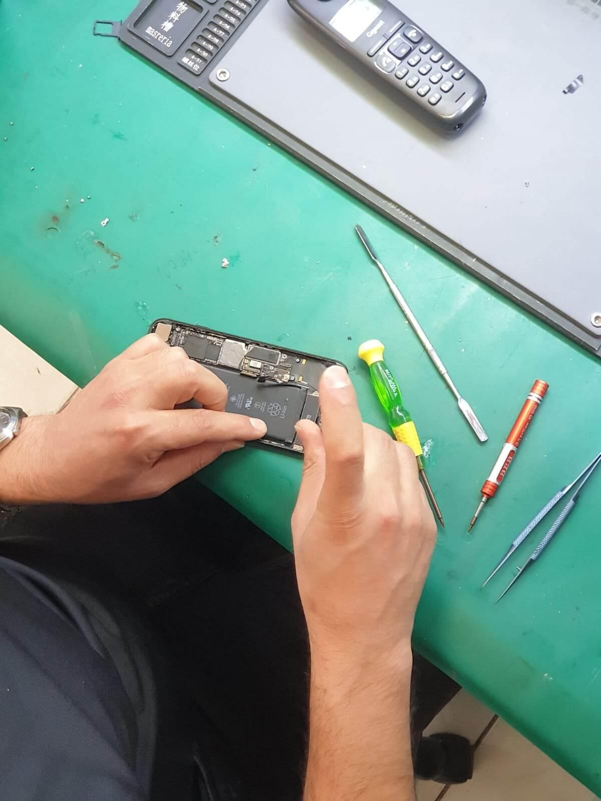 iphone tamiri nasıl yapılır?