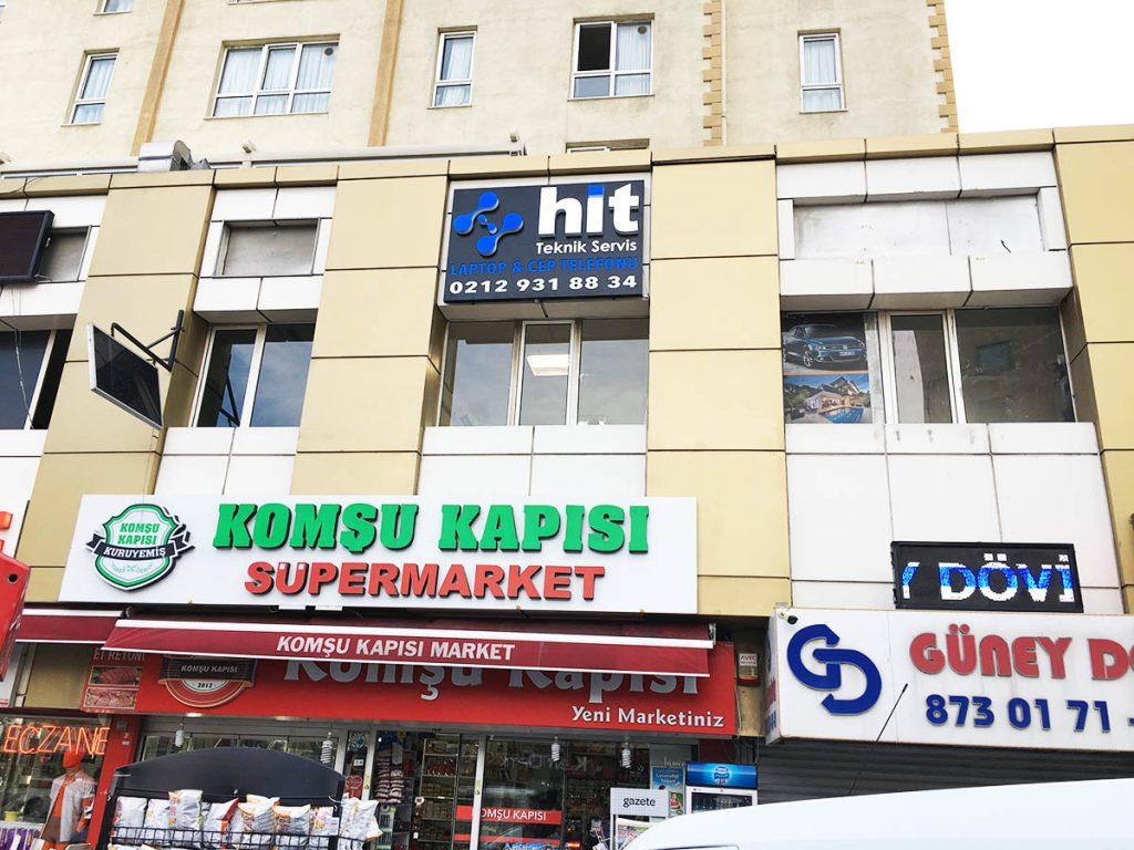 Beykent Laptop Servisi Hit Teknik Servis